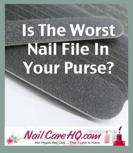 Best nail file for natural nails