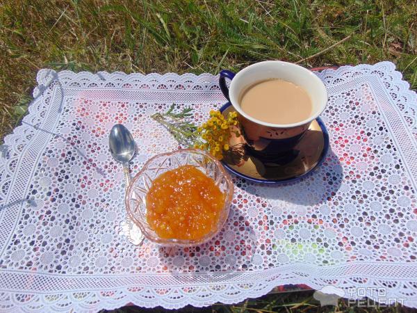 Рецепт варенья из кабачков с курагой