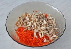 Соевое мясо по-корейски - фото шаг 3