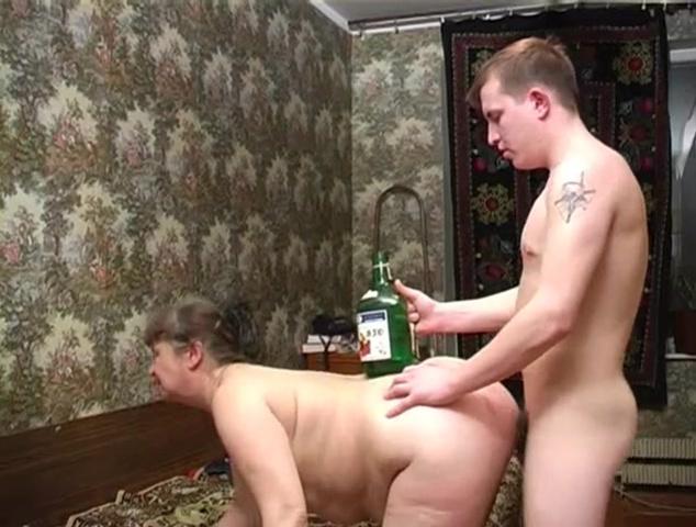 Русское порно с бабушками видео