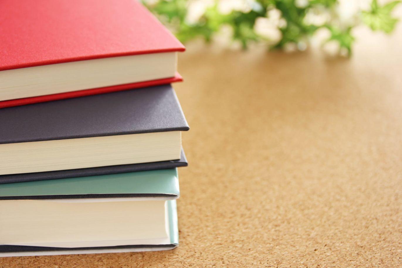 図書館の本(メイン画像)