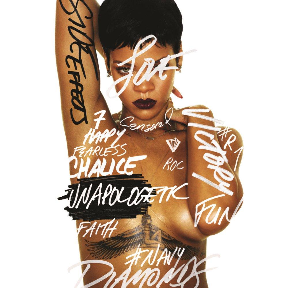 Rihanna stay poster