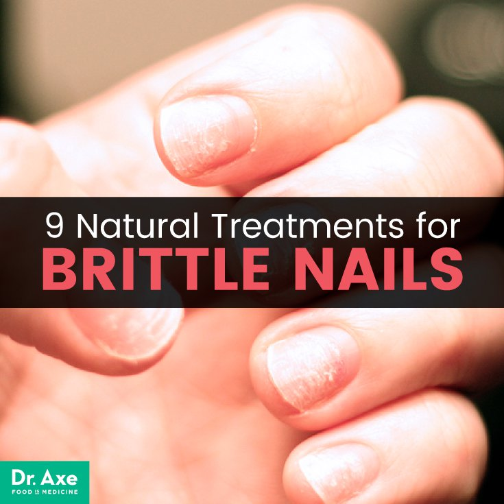 Natural cure for brittle nails