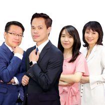 許景泰、謝文憲、許皓宜、陳鳳馨
