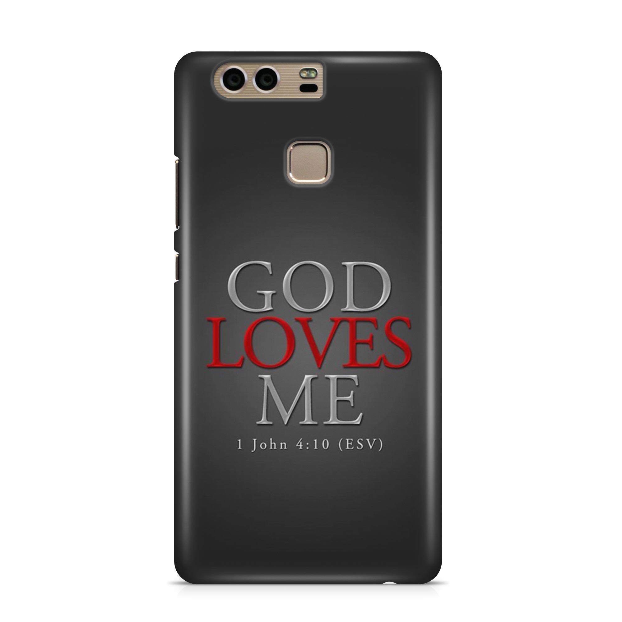 Bible-God-Loves-Me-John-4-10-Verse-Phone-Case-Christian-Cover thumbnail 8