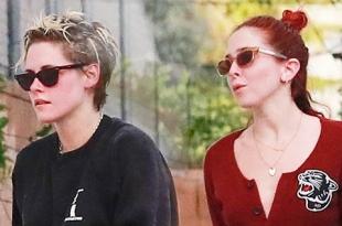 Кристен Стюарт и ее девушка Сара Динкин провели романтический спа-день в Лос-Анджелесе