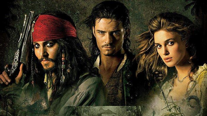 Джонни депп пираты карибского моря все части