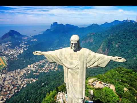 Fifth largest country in the world - Brazil