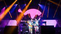 Kotimaan Energia teki Hartwall Arenan yleisöstä valotaideteoksen - pitkä yhteistyö JVG:n kanssa huipentui syntymäpäiväkeikkaan