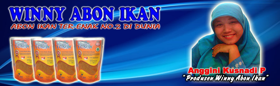 Profile Winny Abon Ikan