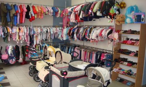 Бизнес план комиссионного магазина детских товаров