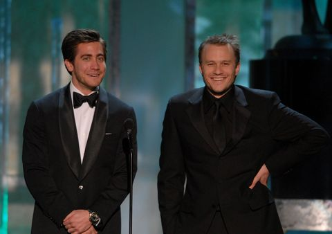 Jake gyllenhaal on heath ledgers death