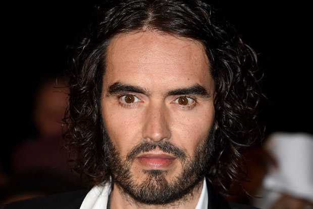 Russell brand bisexual