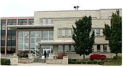County courthouse waukesha