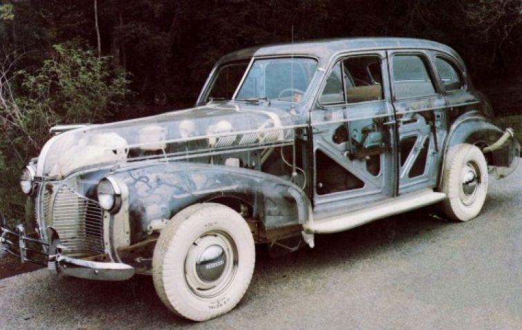 Понтиак из прозрачного плексигласа, 1939 год. история, смотреть, фото