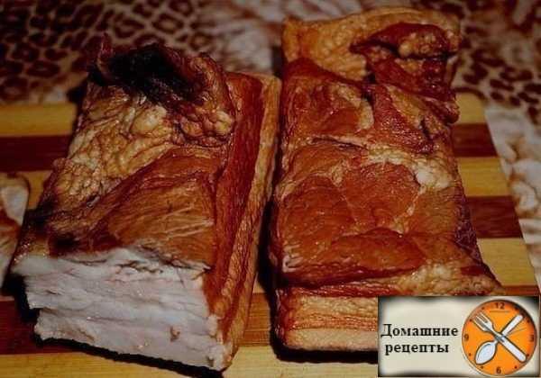 Как приготовить бекон в домашних условиях из свинины