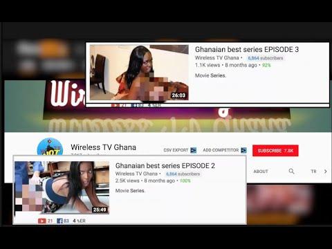 Pornographic thumbnails
