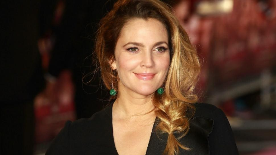 Drew barrymore announcement