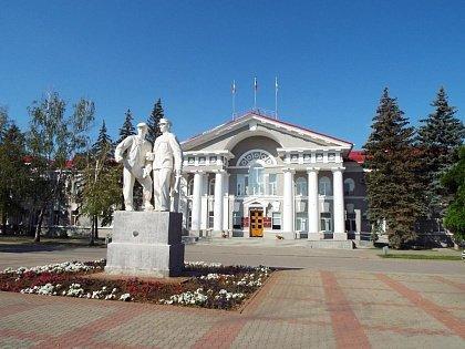 Г волгодонск где находится