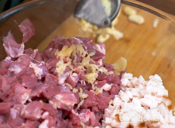 Как сделать домашнею колбасу из свинины