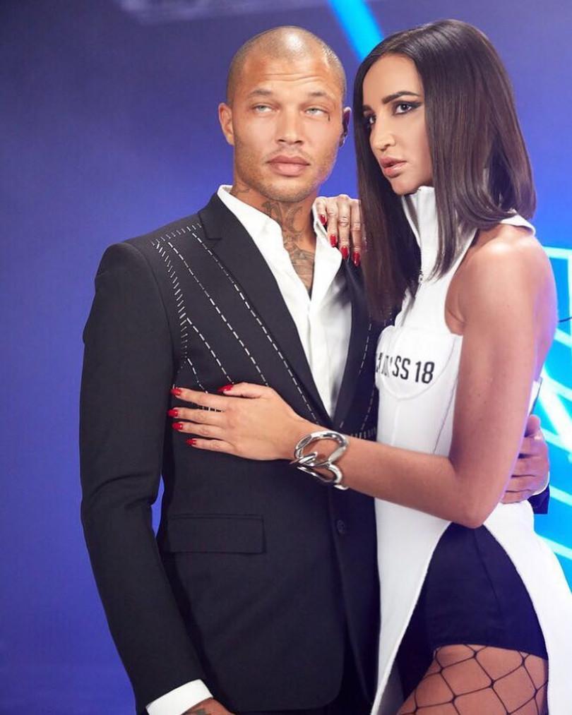 Ольга Бузова и Джереми Микс