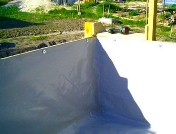 Строительство бассейнов каркасных