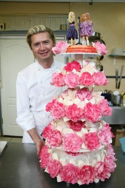 Александр селезнев торты рецепты