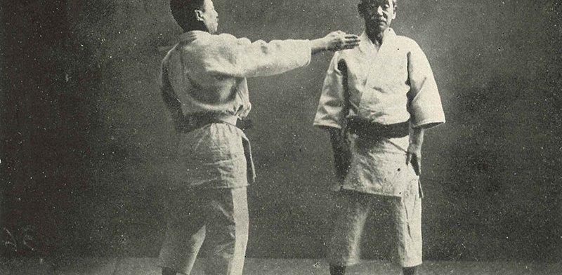 foto Jigoro Kano Kodokan Kata