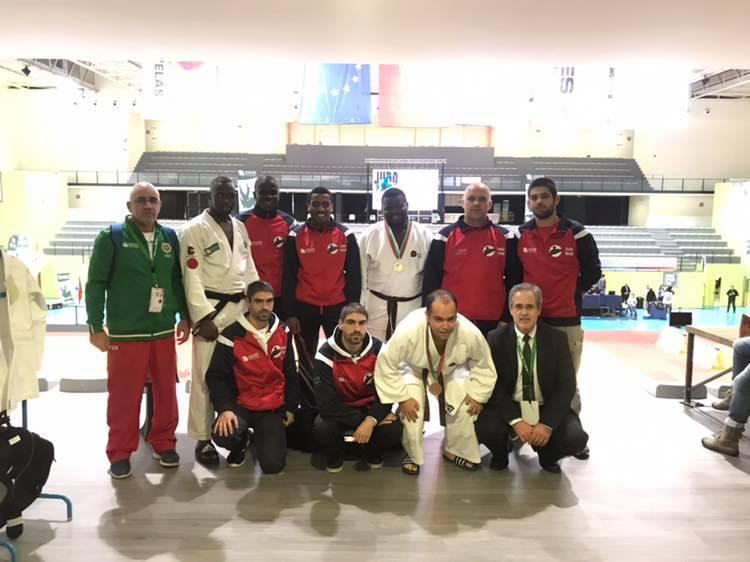 I.º Campeonato Nacional Paralímpico - 2018 image 1
