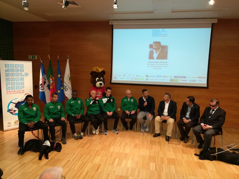Campeonato do Mundo Paralímpico - Odivelas 2018 image 1