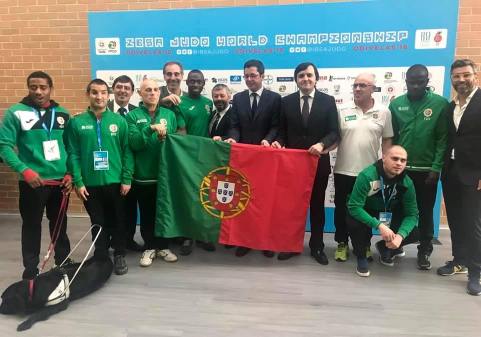 Campeonato do Mundo Paralímpico - Odivelas 2018 image 2