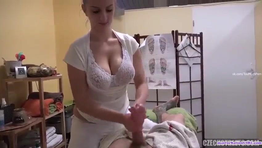 Массажистку порно