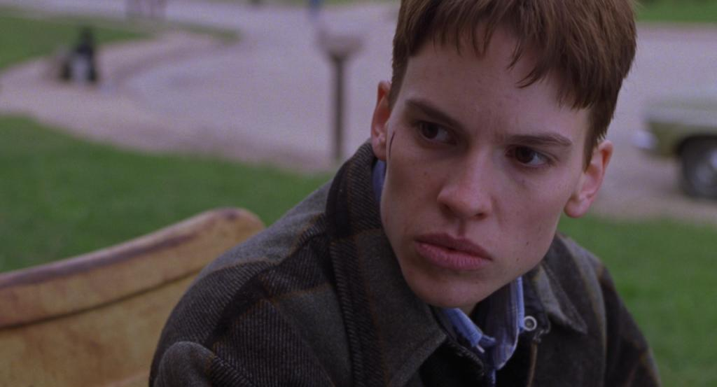 Hilary swank boy don t cry