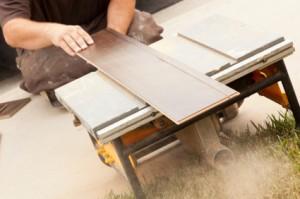 Hardwood floor staples vs nails