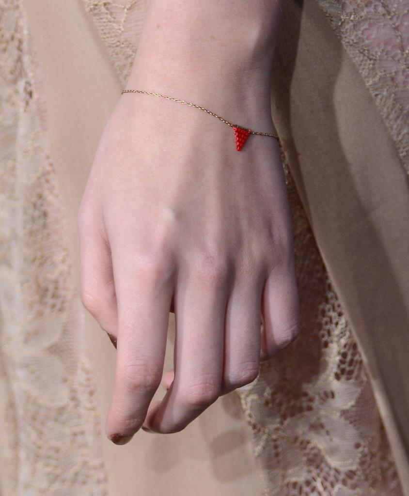 Kristen stewart's bracelet