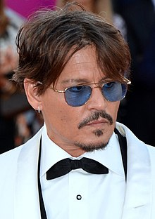 Johnny depp's father