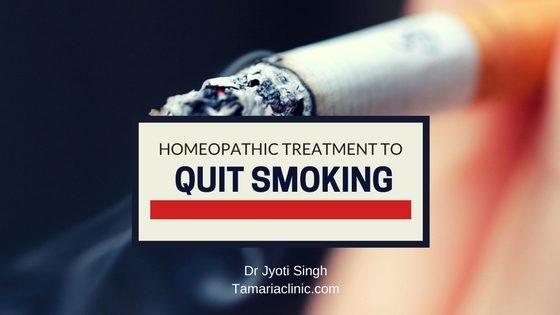Choose life – Quit Smoking – Homeopathic Treatment!