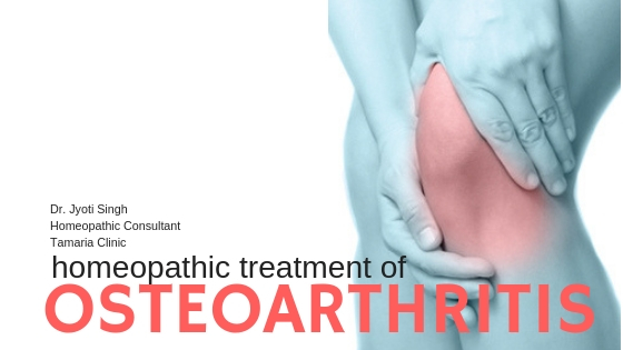 HOMEOPATHIC MANAGEMENT OF OSTEOARTHRITIS!!