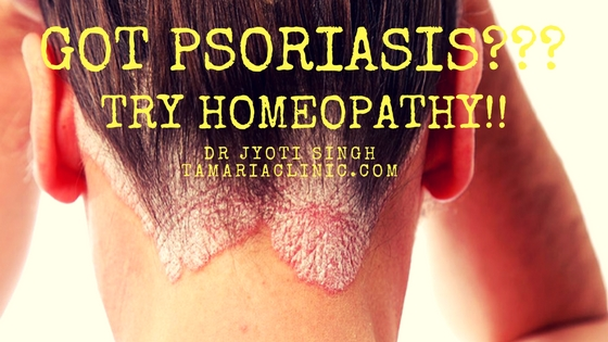 Psoriasis Cause & Homeopathic Treatment!