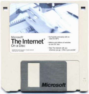Microsoft's Internet