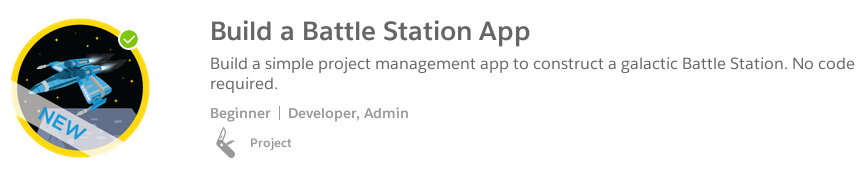 Build a Battle Station App