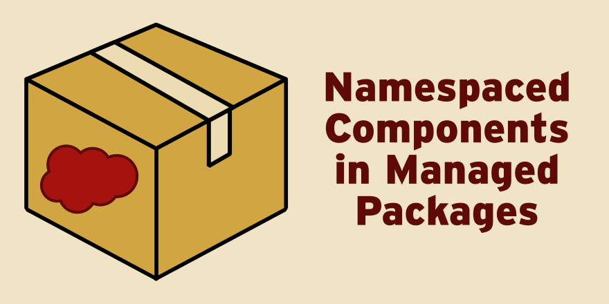 Namespaced component