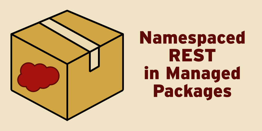 namespaced REST