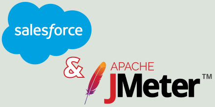 JMeter and Salesforce