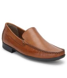 Ruosh Tan Formal Shoes