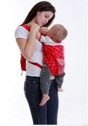 You Advance Baby Kangaroo Baby Carrier (Red)