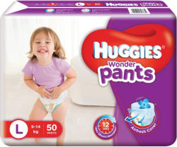 Huggies Wonder Pants Large - L (50 Pieces)
