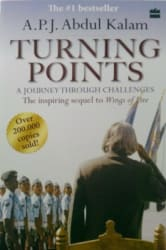 TURNING POINTS (english, Paperback, A P J Abdul Kalam)