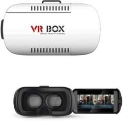 VR BOX Virtual Reality 3D Video Glasses Head Mount VR BOX fo (Smart Glasses)
