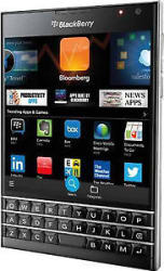 Details about Blackberry Passport - 32GB 3GB Black - Imported - One Year Warranty - Brand New